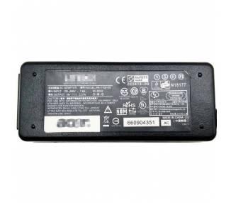 Cargador para Acer PA-1450-26 19V 2.37A 45W , 3.0*1.1Mm , Negro ARREGLATELO - 2