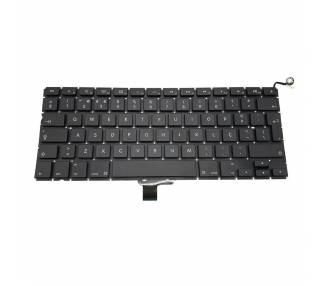 "Teclado Portátil Español para Apple MacBook Pro 13 A1278 2008-2012 QWERTY"" ARREGLATELO - 2"