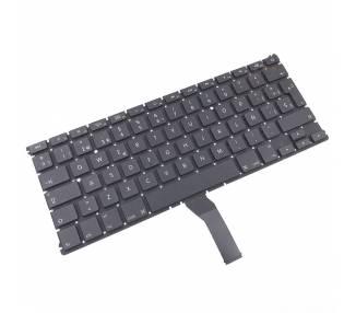 Nuevo A1466 Sp Spanish Teclado Español keyboard Macbook Air 13 A1369 2011-2014 ARREGLATELO - 1