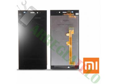 Pantalla Completa para Xiaomi Mi3 Negro Negra Xiaomi - 2