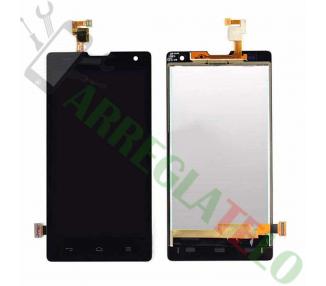 Pantalla Completa Display Orange Yumo Huawei G740 Honor 3C Negra Negro ARREGLATELO - 2