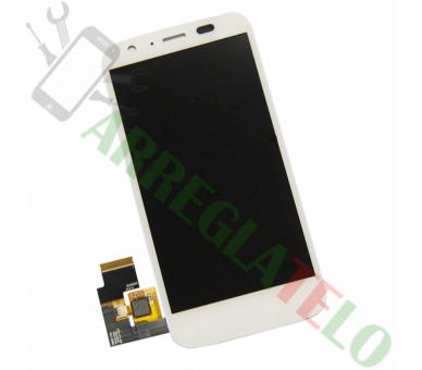Pełny ekran dla Motorola Moto G XT1032 White White ARREGLATELO - 2
