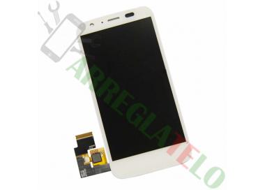 PANTALLA COMPLETA LCD + TACTIL Para Motorola Moto G Color Blanco Blanca ARREGLATELO - 2