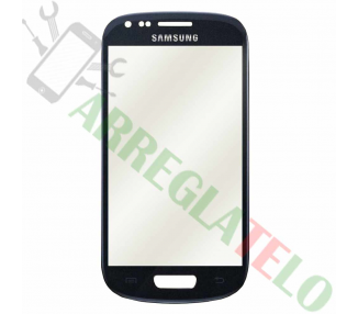 Touch Digitizer Vetro per Samsung Galaxy S3 SIII Mini i8190 Nero ULTRA+ - 1