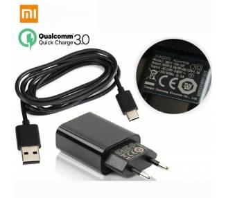 Cargador Rápido Original Xiaomi MDY-08-DF (18W) USB-C QC3.0 para Mi 8 SE, Mi Max ARREGLATELO - 1
