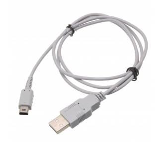 Cable Cargador USB Mando Gamepad para Nintendo WII U ARREGLATELO - 2