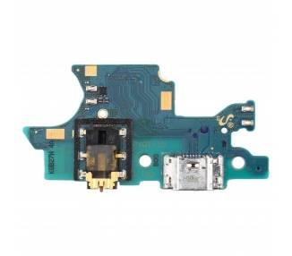 Flex Micro USB Conector Puerto Carga Microfono Samsung Galaxy A7 2018 A750 A750F ARREGLATELO - 1