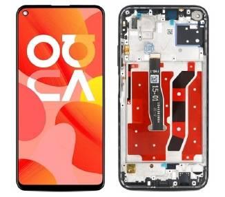 Pantalla Completa Con Marco Para Huawei P40 Lite Jny L21 Lx1 L21A L01A, Negro ARREGLATELO - 2
