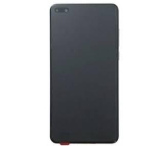 Pantalla Completa para Huawei P40, ANA-N29 Negro ARREGLATELO - 2
