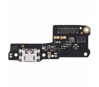 Placa de Carga Xiaomi Redmi 7A Conector Micro USB Antena Microfono Puerto Modulo ARREGLATELO - 2