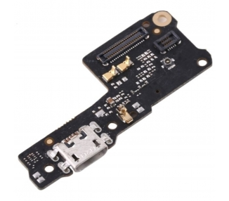 Placa de Carga Xiaomi Redmi 7A Conector Micro USB Antena Microfono Puerto Modulo ARREGLATELO - 1