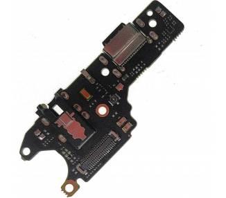 Placa de Carga para Xiaomi Redmi Note 9 Conector Antena Microfono Puerto Modulo ARREGLATELO - 2