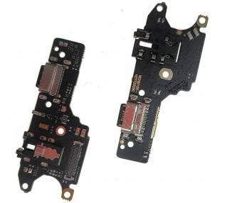 Placa de Carga para Xiaomi Redmi Note 9 Conector Antena Microfono Puerto Modulo ARREGLATELO - 1