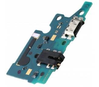 Placa de Carga para Samsung Galaxy A71 USB Microfono Conector Jack Audio Modulo ARREGLATELO - 1
