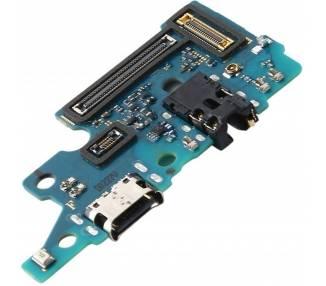 Placa de Carga para Samsung Galaxy A71 USB Microfono Conector Jack Audio Modulo ARREGLATELO - 2