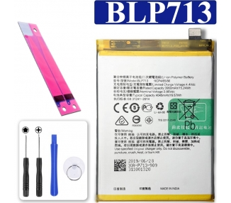 Bateria para Oppo Realme X Lite, MPN Original: BLP713 ARREGLATELO - 1