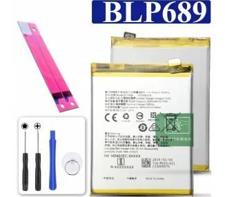 Bateria para Oppo R17 Neo, Oppo R15X, MPN Original: BLP689
