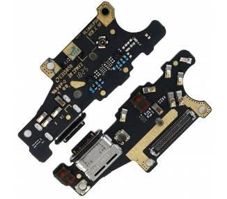 Placa Conector Carga Huawei Mate 10 Microfono Antena Micro USB Auriculares ARREGLATELO - 1