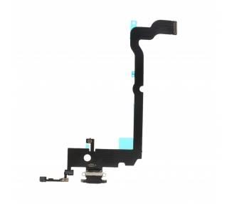 Flex Conector de Carga y Microfono para iPhone XS Max ARREGLATELO - 2