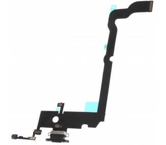 Flex Conector de Carga y Microfono para iPhone XS Max ARREGLATELO - 1