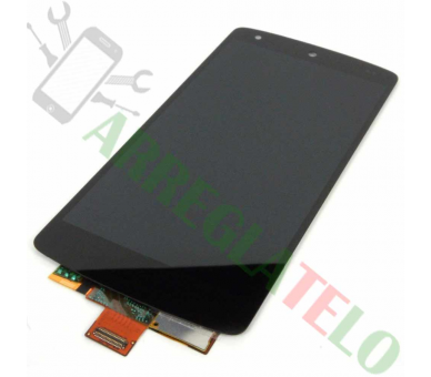 Display For LG Nexus 5 | Color Black | ULTRA+ - 2