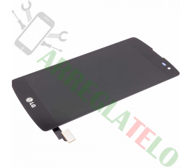 Display For LG L Fino | Color Black | ULTRA+ - 2