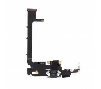 Flex Conector de Carga y Microfonos para iPhone 11 Pro Max con iC ARREGLATELO - 2