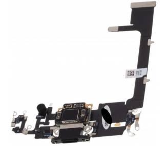 Flex Conector de Carga y Microfonos para iPhone 11 Pro con iC ARREGLATELO - 1