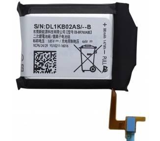 Bateria para Samsung Gear S3 Classic Frontier SM-R760, MPN Original: EB-BR760ABE ARREGLATELO - 1