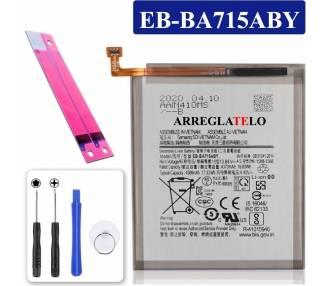 Bateria para Samsung Galaxy A71 A715, MPN Original: EB-BA715ABY ARREGLATELO - 1