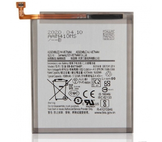 Bateria para Samsung Galaxy A71 A715, MPN Original: EB-BA715ABY ARREGLATELO - 2