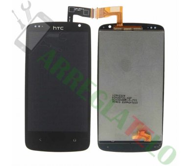 Display For HTC Desire 500 | Color Black | HTC - 2