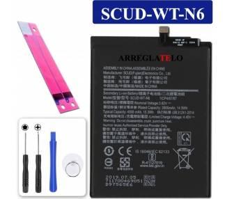 Bateria para Samsung Galaxy A20S, A207, A10S, A107, MPN Original: SCUD-WT-N6 ARREGLATELO - 1