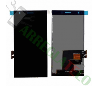 Pantalla Completa para Orange Rono - Zte Blade Vec 4G Negro Negra ARREGLATELO - 2