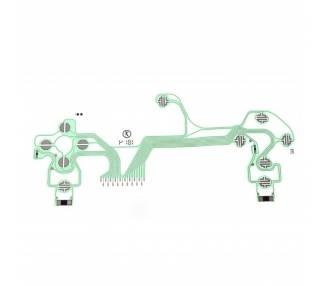 Cable Flex Mando Sony PS4 Playstation 4 Botones Ribbon Conductor JDS-055 ARREGLATELO - 2