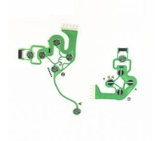 Cable Flex Mando Sony PS4 Playstation 4 Botones Ribbon Conductor JDS-030 ARREGLATELO - 1