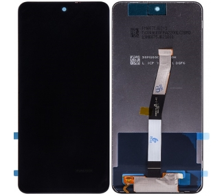 Pantalla Completa para Xiaomi Note 9 Pro Xiaomi Mi Note 9S Negro ARREGLATELO - 2