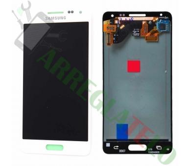 Origineel volledig scherm voor Samsung Galaxy Alpha G850F Wit Wit Samsung - 2