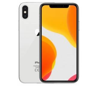 iPhone X 64 Go - Argent - Débloqué  - 1