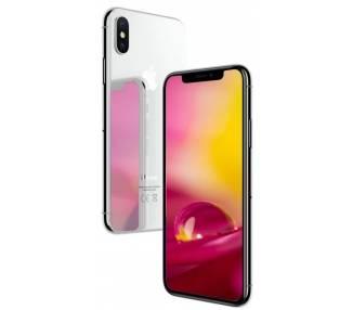 iPhone X 64 Go - Argent - Débloqué  - 2