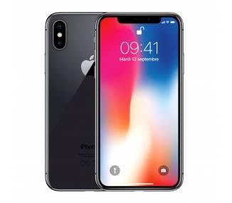 iPhone X 64 Gb - Gris Espacial - Libre  - 1