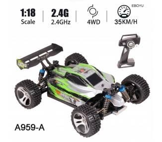 WLTOYS RC CAR - A959A 35KM/H WLTOYS - 1