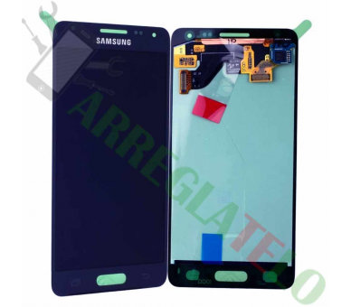 Display For Samsung Galaxy Alpha | Color Blue |  OLED Samsung - 2