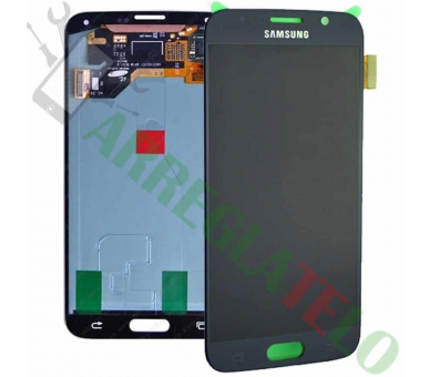 Display For Samsung Galaxy S6 | Color Black |  Original Amoled ULTRA+ - 2