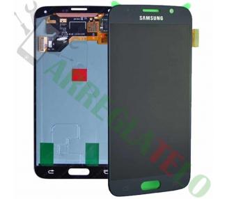 Display For Samsung Galaxy S6, Color Black, Original Amoled