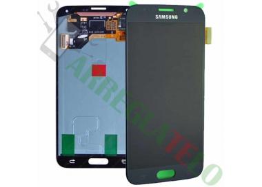 Pantalla Completa para Samsung Galaxy S6 G920F Negro Negra ARREGLATELO - 2