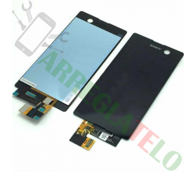 Display For Sony Xperia M5 | Color Black |   ULTRA+ - 2