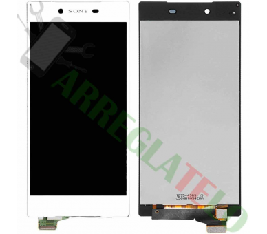 Display For Sony Xperia Z5, Color White ARREGLATELO - 2