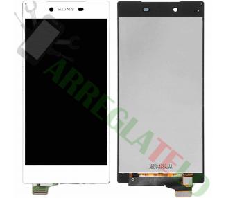 Pantalla Completa para Sony Xperia Z5 E6603 E6633 E6653 Blanco Blanca ARREGLATELO - 2
