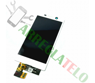 Display For Sony Xperia M5 | Color White |   ULTRA+ - 2
